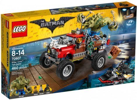 70907 LEGO® The LEGO® Batman Movie Gyilkos Krok™ jármûve