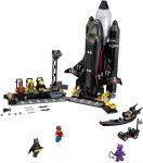 70923 LEGO® The LEGO® Batman Movie Denevér űrhajó