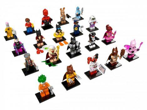 71017 LEGO® Minifigurák LEGO Batman film