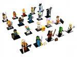 71019 LEGO® Minifigurák A LEGO® NINJAGO® MOVIE™