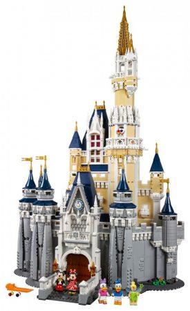 71040 LEGO® Disney Princess™ A Disney kastély