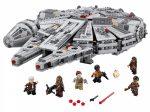 75105 LEGO® Star Wars™ Millennium Falcon™
