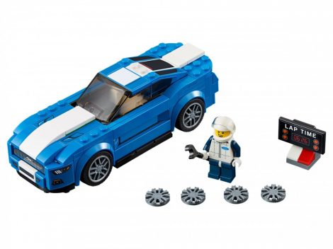 75871 LEGO® Speed Champions Ford Mustang GT