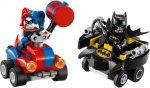 76092 LEGO® DC Comics Super Heroes Mighty Micros: Batman™ és Harley Quinn™ összecsapása