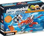 Playmobil 70004 Titkos ügynökök vízalatti szárnyai