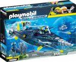 Playmobil 70005 S.H.A.R.K. csapat pusztító fúrója