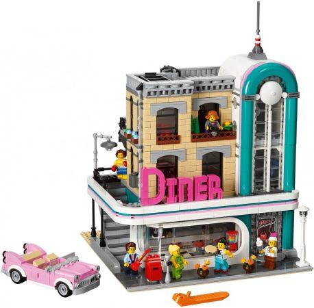 10260 LEGO® Creator Expert Belvárosi bár