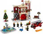 10263 LEGO® Creator Expert Téli tűzoltóállomás