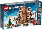 10267 LEGO® Creator Expert Mézeskalács házikó