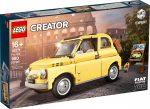 10271 LEGO® Creator Expert Fiat 500