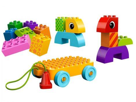10554 LEGO® DUPLO® Építő és húzható játék kicsiknek