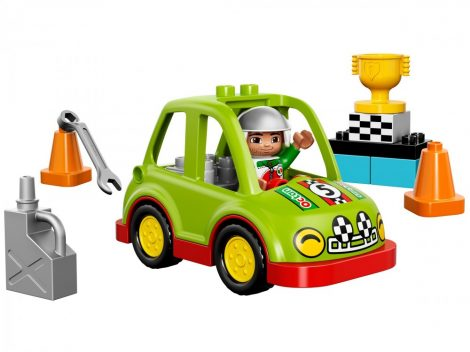 10589 LEGO® DUPLO® Rally autó