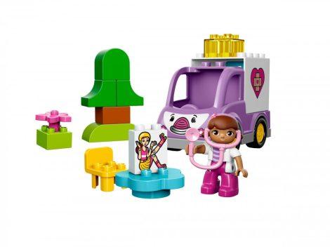 10605 LEGO® DUPLO® Doc McStuffins Rosie a mentőautó