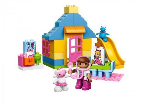 10606 LEGO® DUPLO® Doc McStuffins udvari rendelője