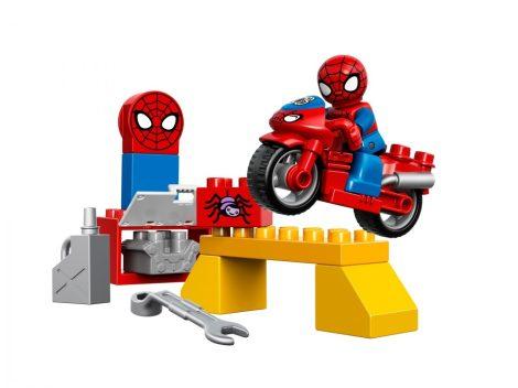 10607 LEGO® DUPLO® Pókember pókmotor műhelye