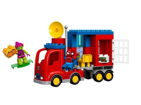 10608 LEGO® DUPLO® Pókember pókkamionos kalandja