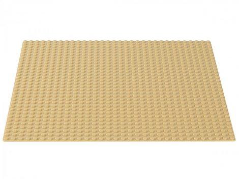 10699 LEGO® Classic Homokszínű alaplap