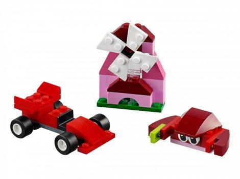 10707 LEGO® Classic Piros kreatív készlet