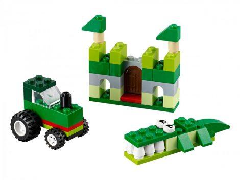 10708 LEGO® Classic Zöld kreatív készlet