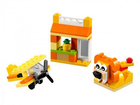 10709 LEGO® Classic Narancssárga kreatív készlet