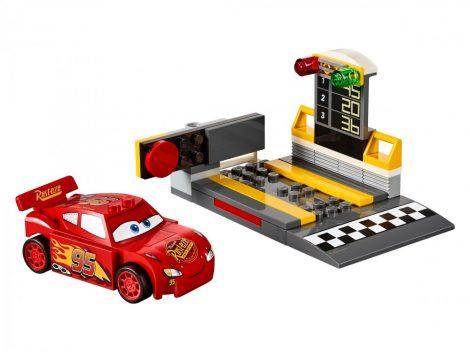 10730 LEGO® Juniors Villám McQueen versenyautó indítója