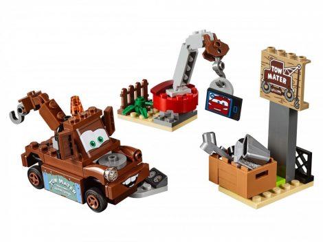 10733 LEGO® Juniors Matuka roncstelepe