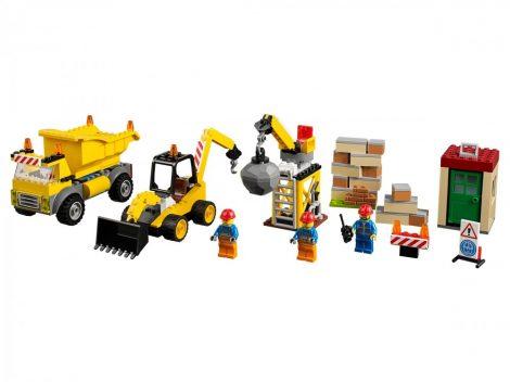 10734 LEGO® Juniors Bontási terület