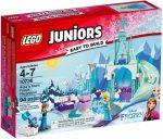10736 LEGO® Juniors Anna és Elsa fagyott játszótere