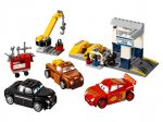 10743 LEGO® Juniors Füsti műhelye