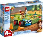 10766 LEGO® Toy Story Woody és az RC