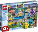 10770 LEGO® Juniors Story Buzz és Woody Karneválmániája!