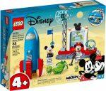 10774 LEGO® Disney™ Mickey egér és Minnie egér űrrakétája