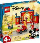 10776 LEGO® Disney™ Mickey és barátai tűzoltóság és tűzoltóautó