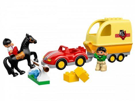 10807 LEGO® DUPLO® Lószállító utánfutó
