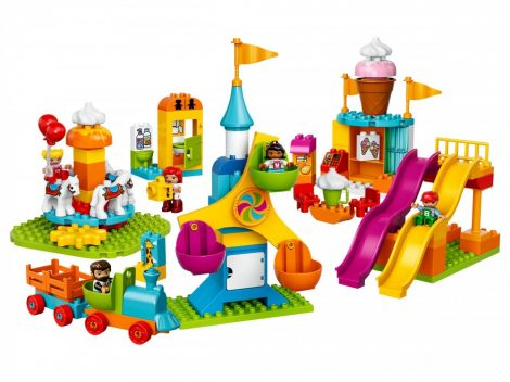 10840 LEGO® DUPLO® Nagy vidámpark