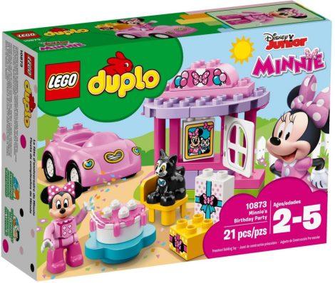 10873 LEGO® Disney™ Minnie születésnapi zsúrja