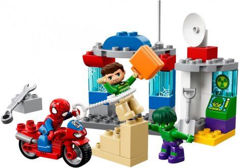 10876 LEGO® DUPLO® Pókember és Hulk kalandjai