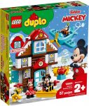 10889 LEGO® DUPLO® Mickey hétvégi háza
