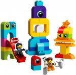 10895 LEGO® The LEGO® Movie 2™ Emmet és Lucy látogatói a DUPLO® bolygóról