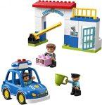 10902 LEGO® DUPLO® Rendőrkapitányság