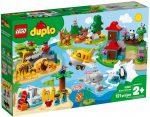 10907 LEGO® DUPLO® A világ állatai