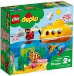 10910 LEGO® DUPLO® Tengeralattjárós kalandok