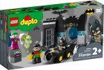 10919 LEGO® DC Super Heroes Denevérbarlang