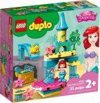 10922 LEGO® Disney™ Ariel víz alatti kastélya