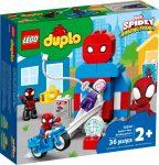 10940 LEGO® DUPLO® Pókember főhadiszállása
