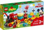 10941 LEGO® DUPLO® Mickey & Minnie születésnapi vonata