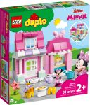 10942 LEGO® DUPLO® Minnie háza és kávézója