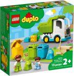 10945 LEGO® DUPLO® Szemeteskocsi és újrahasznosítás