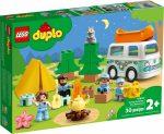10946 LEGO® DUPLO® Családi lakóautós kalandok