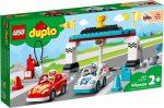 10947 LEGO® DUPLO® Versenyautók